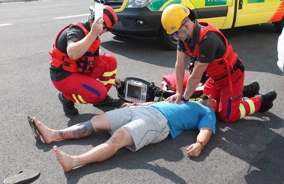 Kurzy pro Zdravotnickou záchranou službu (ZZS)